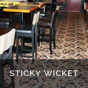 STICKY-WICKET