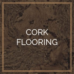 types of flooring - cork