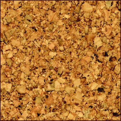 Types of Cork Flooring - Pebble